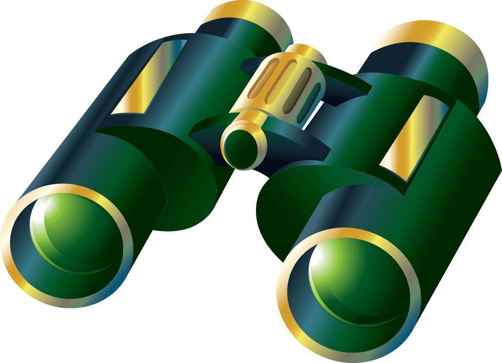 Binoculars clipart free 8