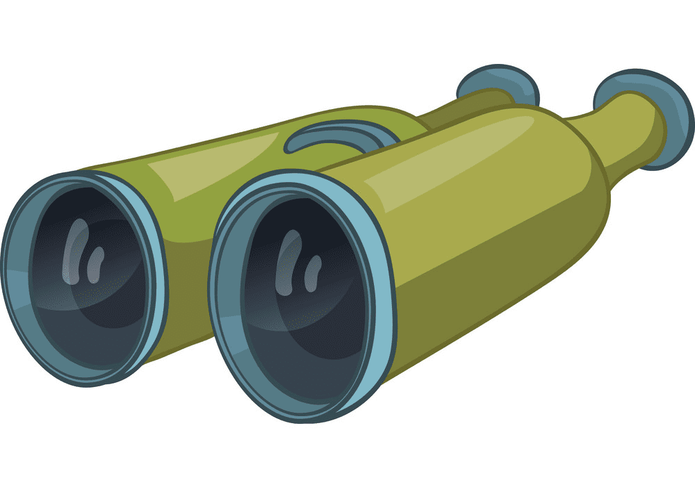 Binoculars clipart png 10