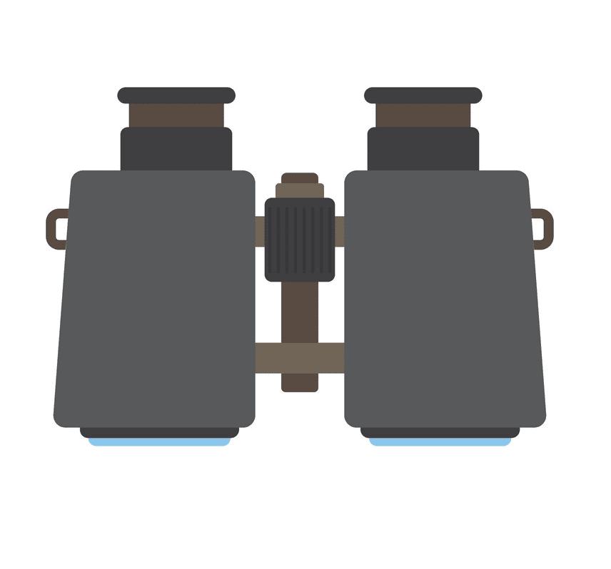 Binoculars clipart png 5