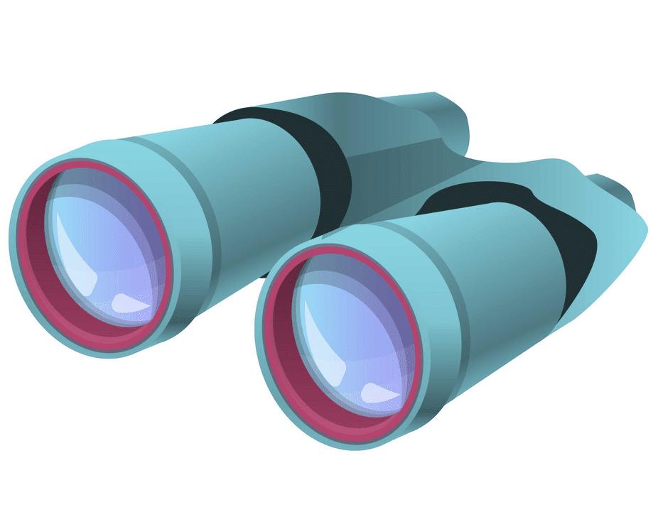 Binoculars clipart png 6
