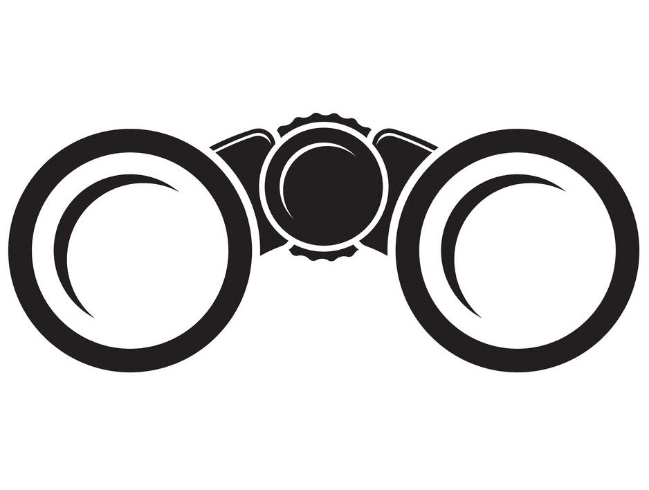 Binoculars clipart png free