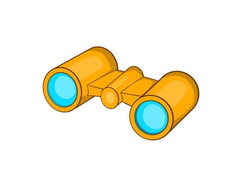 Binoculars clipart png