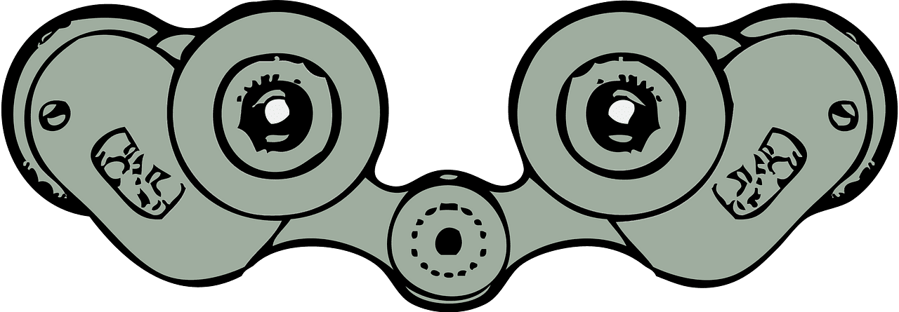 Binoculars clipart transparent 5