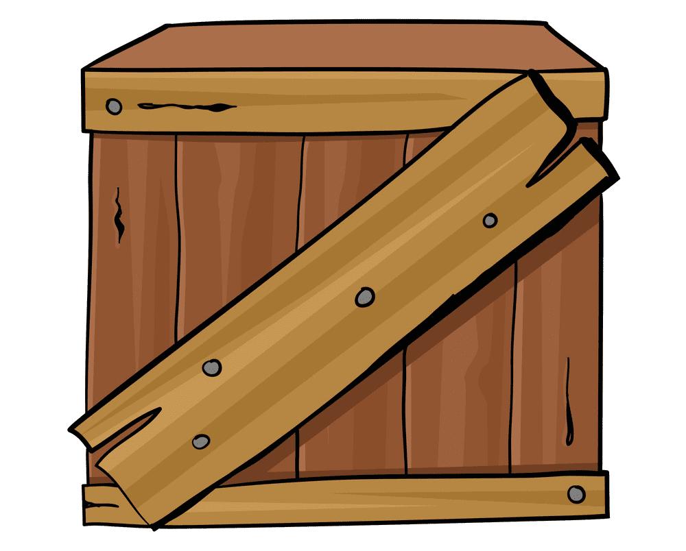 Box clipart 2