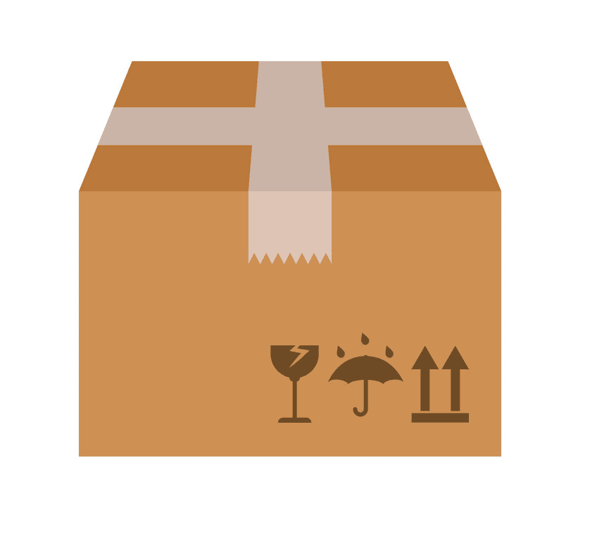 Box clipart free