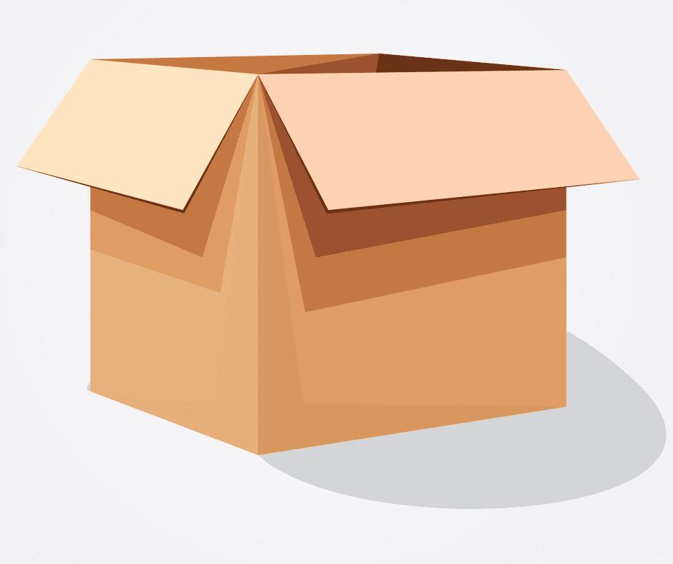 Box clipart image