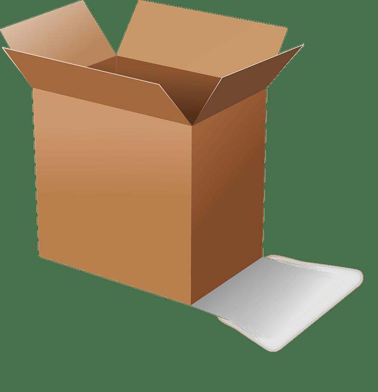Box clipart transparent 1