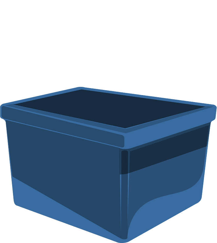 Box clipart transparent 12