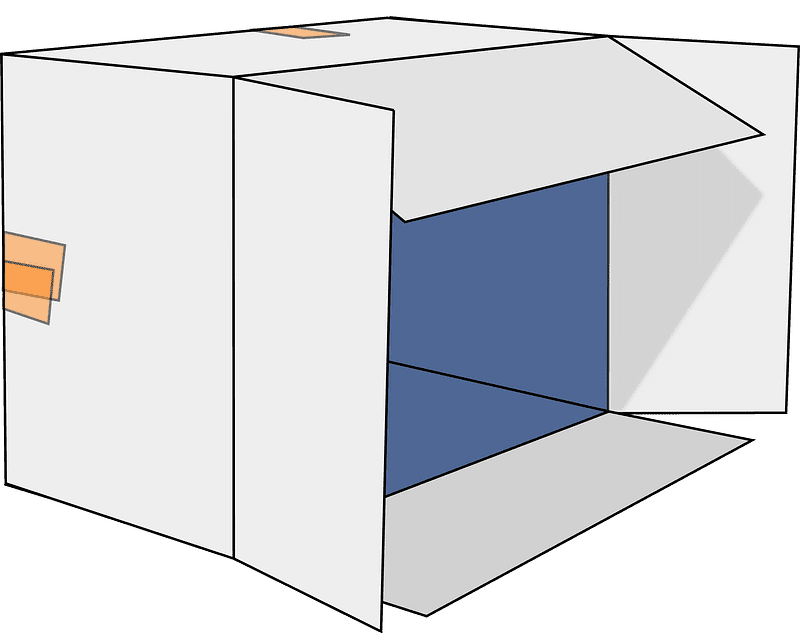 Box clipart transparent 2