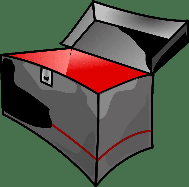 Box clipart transparent 6