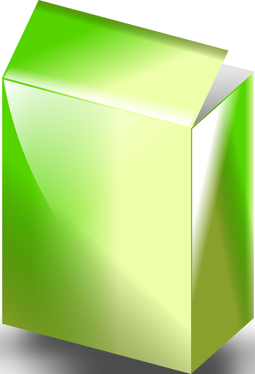 Box clipart transparent 9