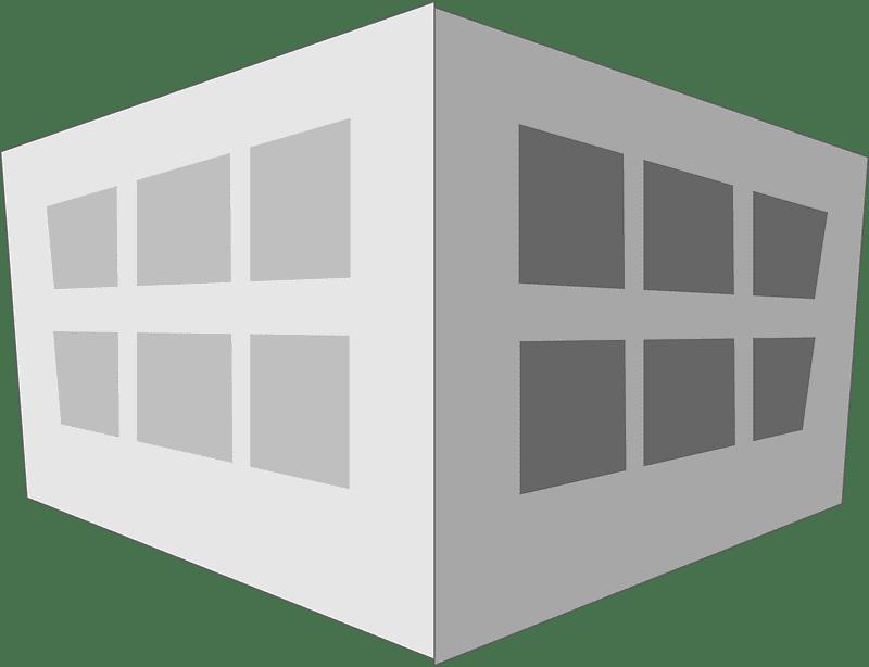 Box clipart transparent background 9