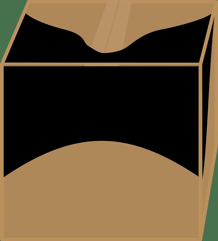 Box clipart transparent background