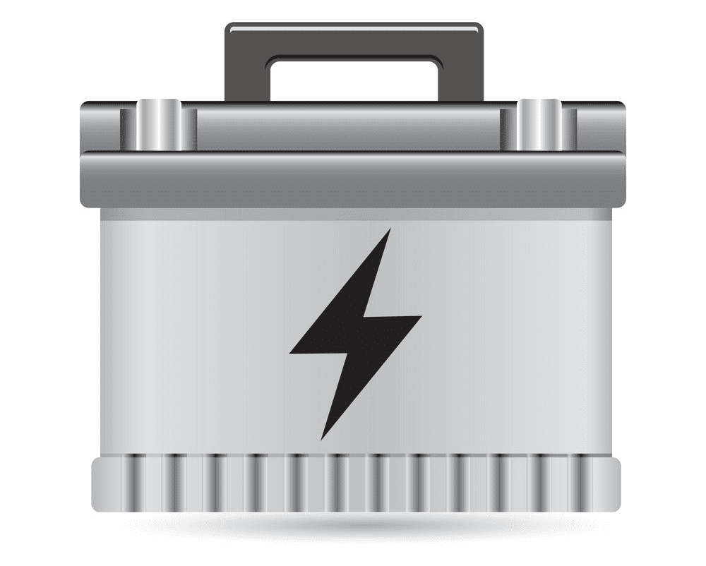 Car Battery clipart download