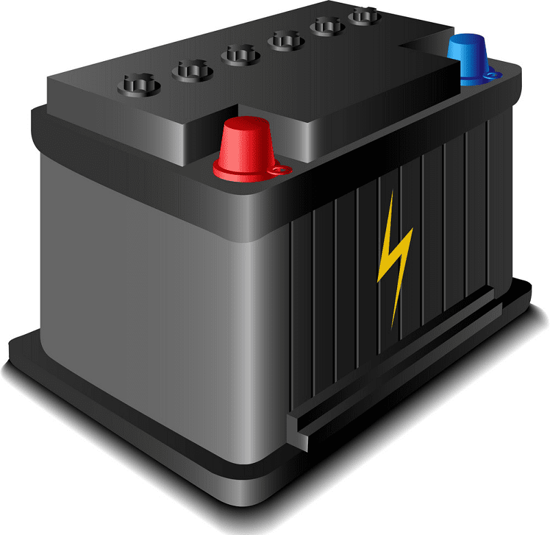 Car Battery clipart image