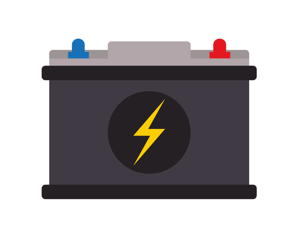 Car Battery clipart images