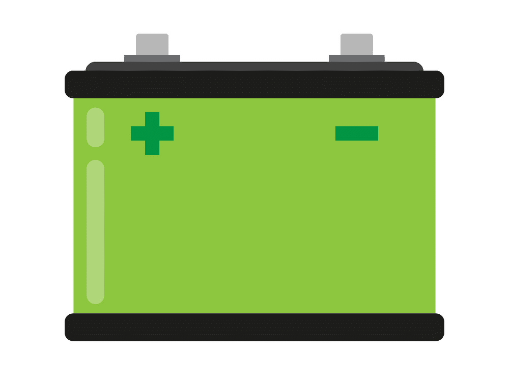 Car Battery clipart png download