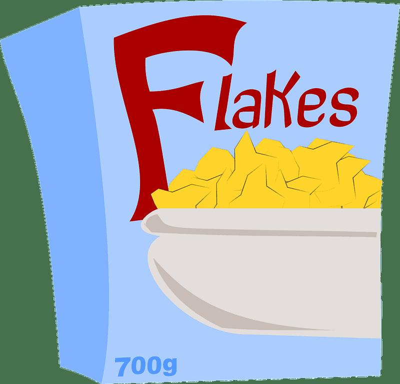 Cereal Box clipart transparent 1