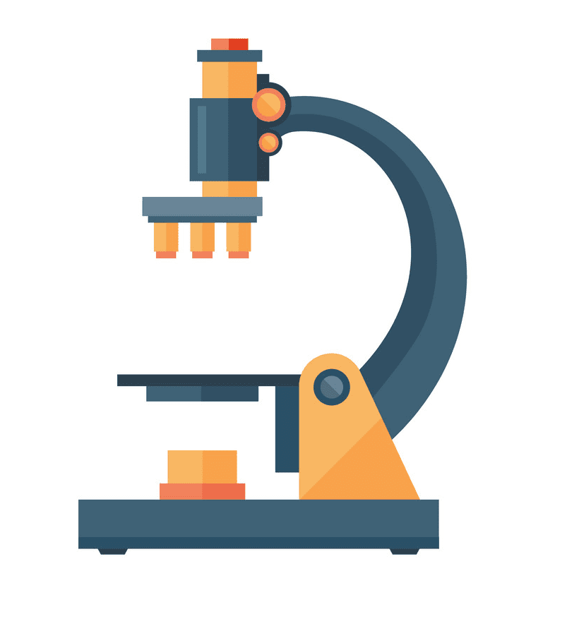 Clipart Microscope for free
