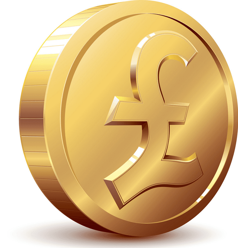 Coin clipart picture
