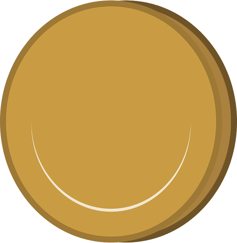 Coin clipart transparent png