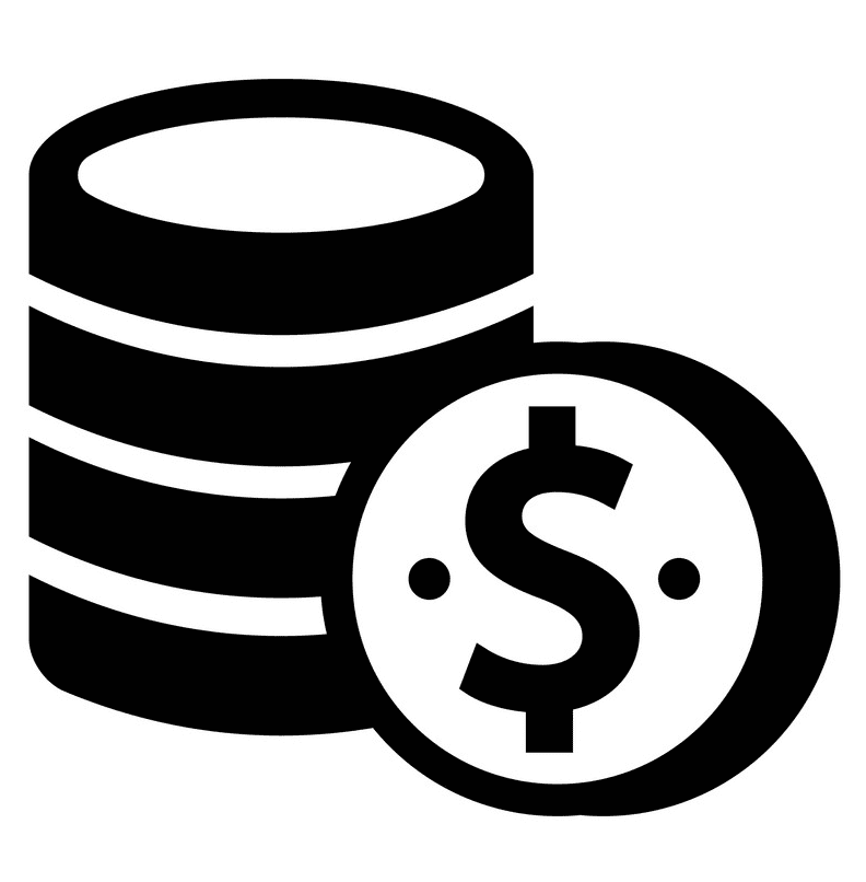 Coins clipart download