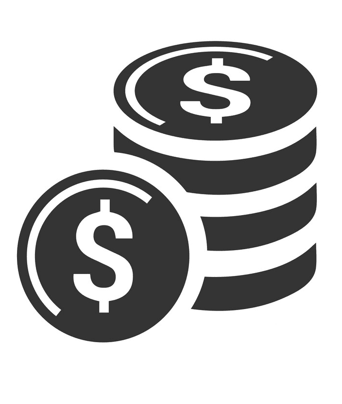 Coins clipart images