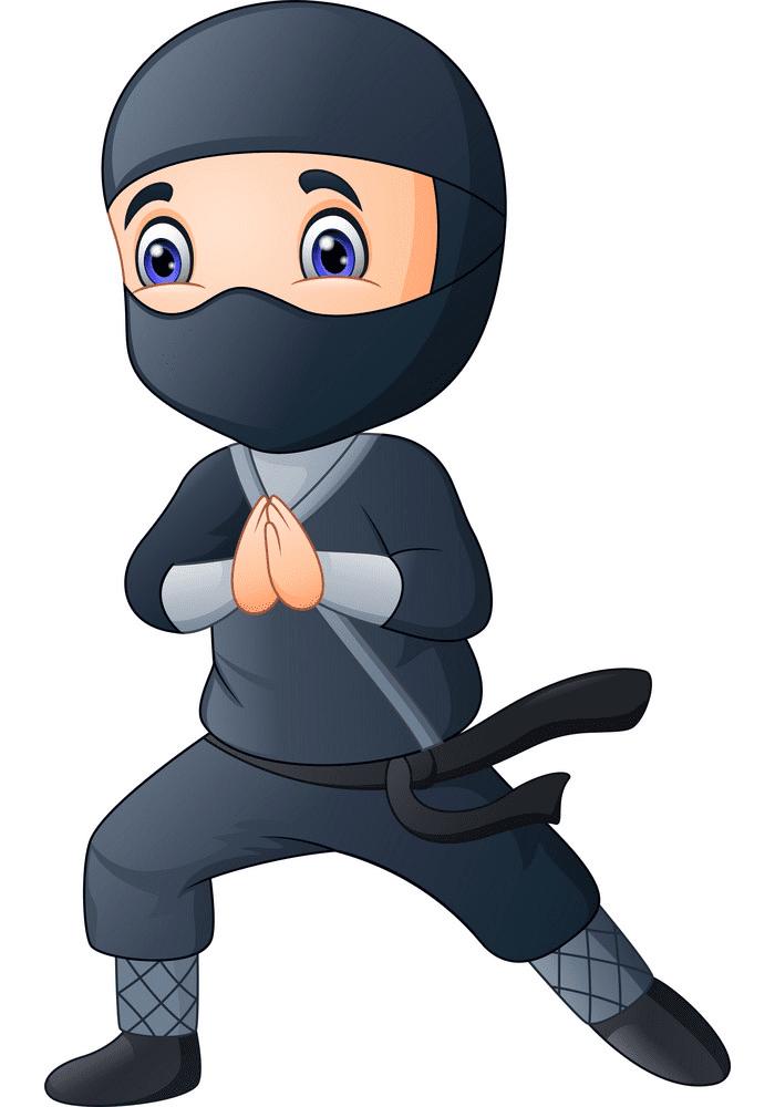 Free Ninja clipart images