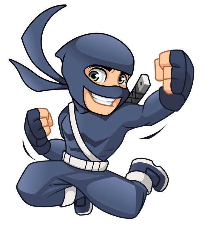 Free Ninja clipart png