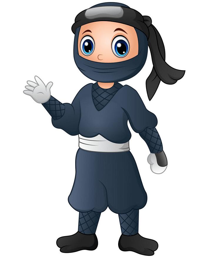 Free Ninja clipart