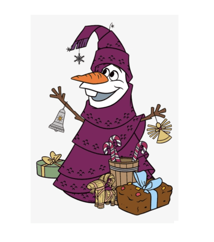 Free Olaf clipart download