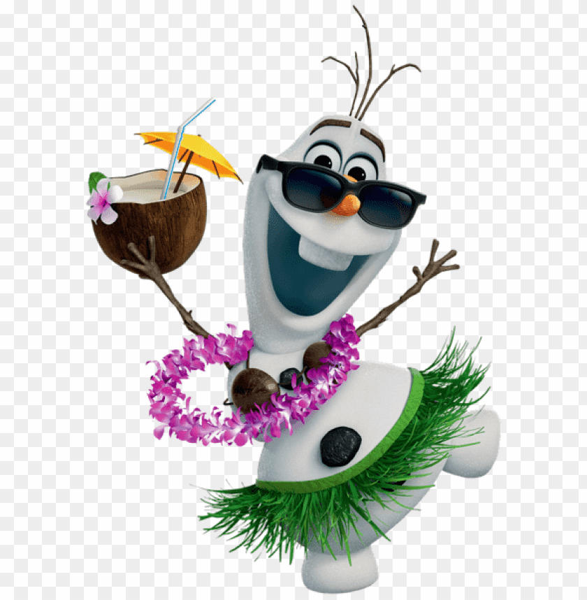Free Olaf clipart png
