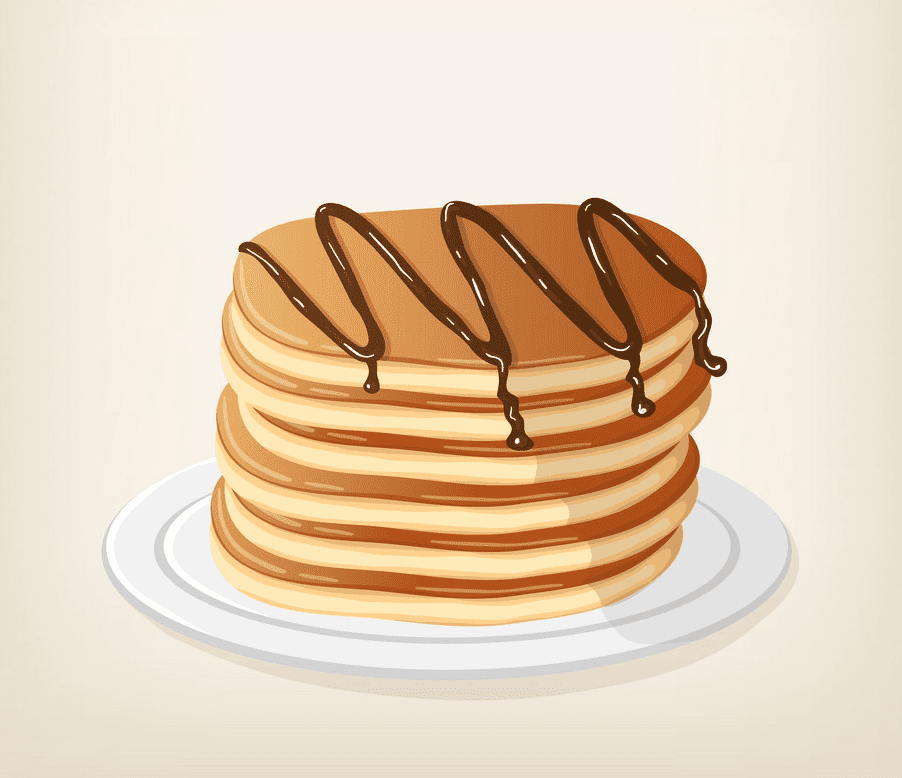 Free Pancakes clipart download