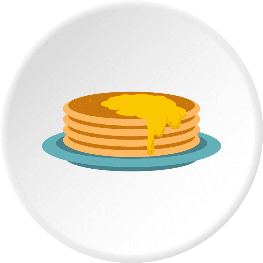 Free Pancakes clipart png download
