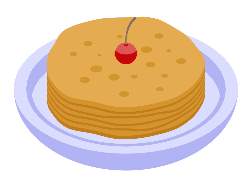 Free Pancakes clipart png images