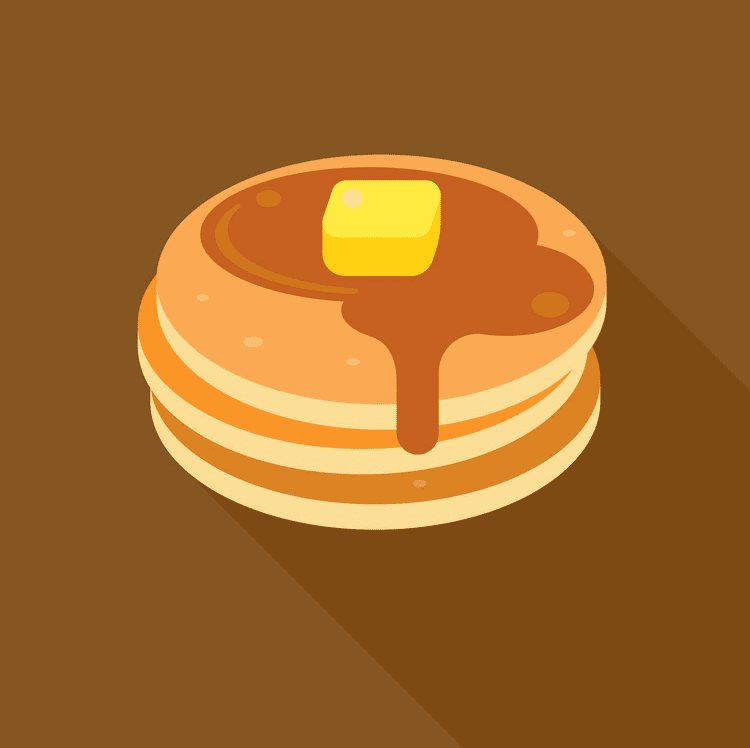 Free Pancakes clipart png
