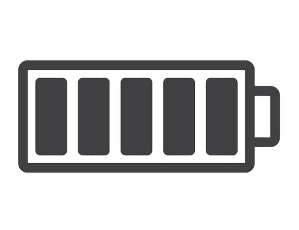 Full Battery clipart images