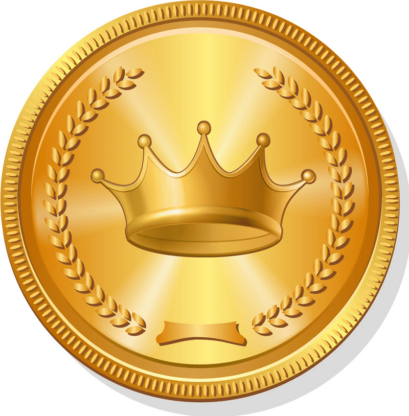 Gold Coin clipart download