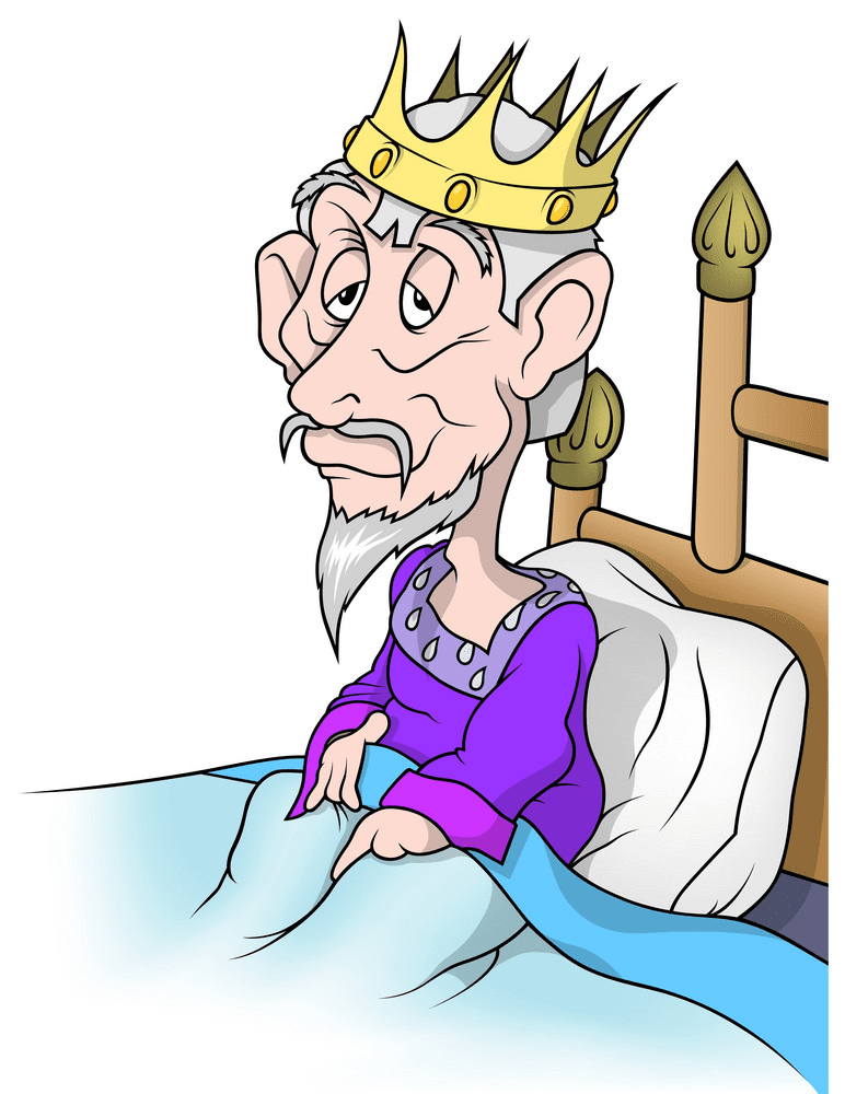 King clipart 1
