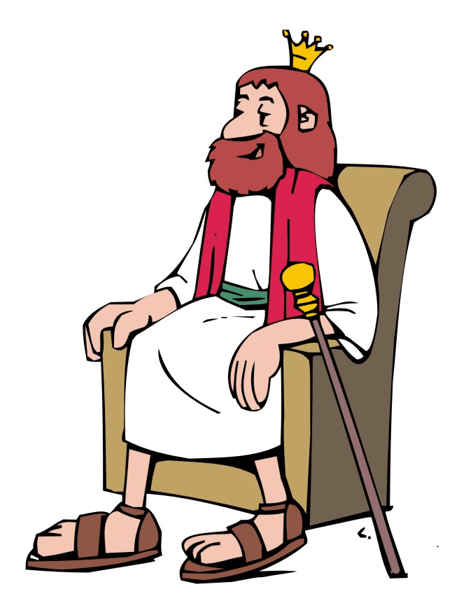 King clipart 10