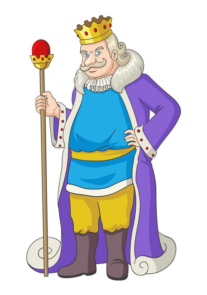King clipart 2