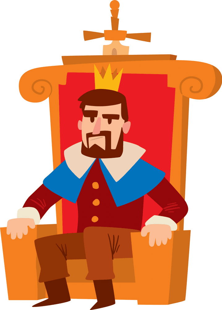 King clipart 4