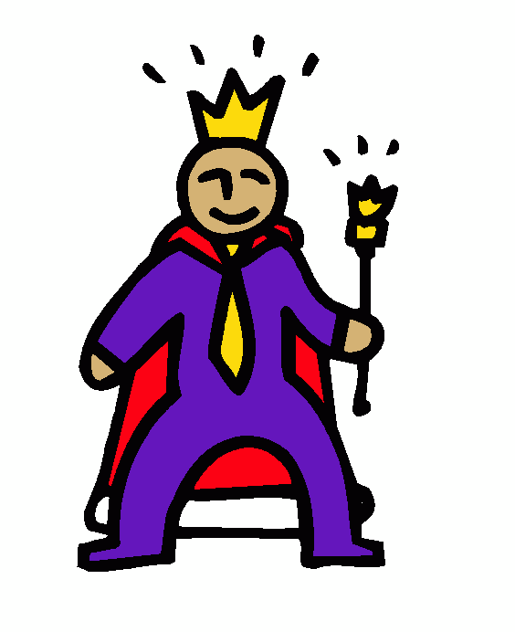 King clipart 8
