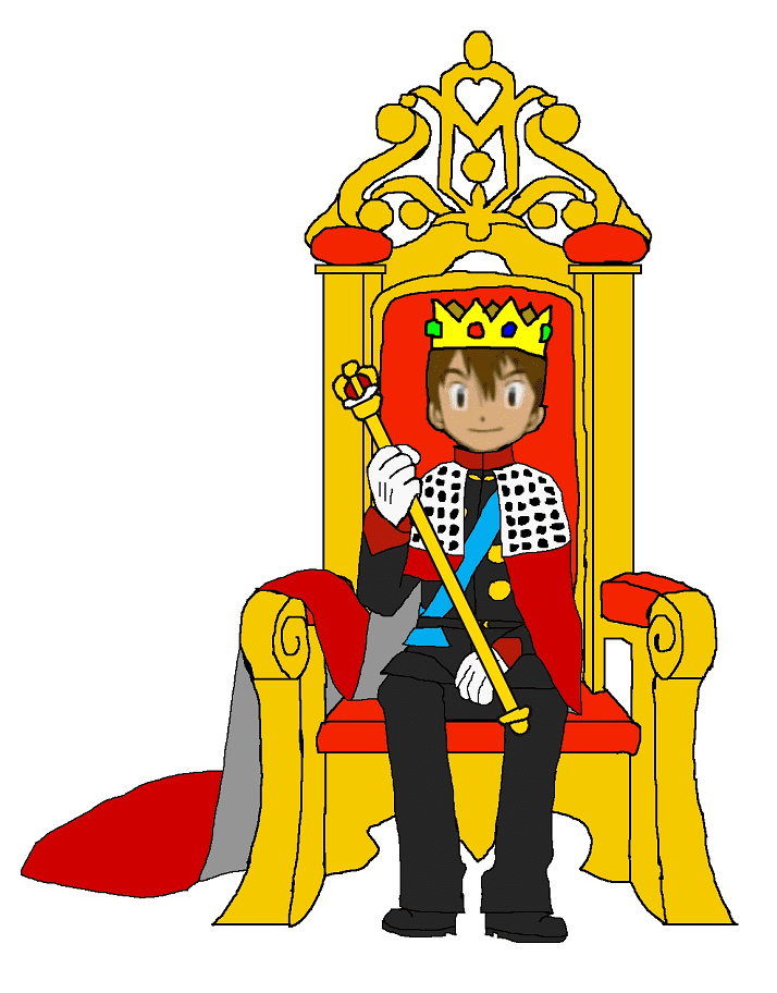 King clipart 9