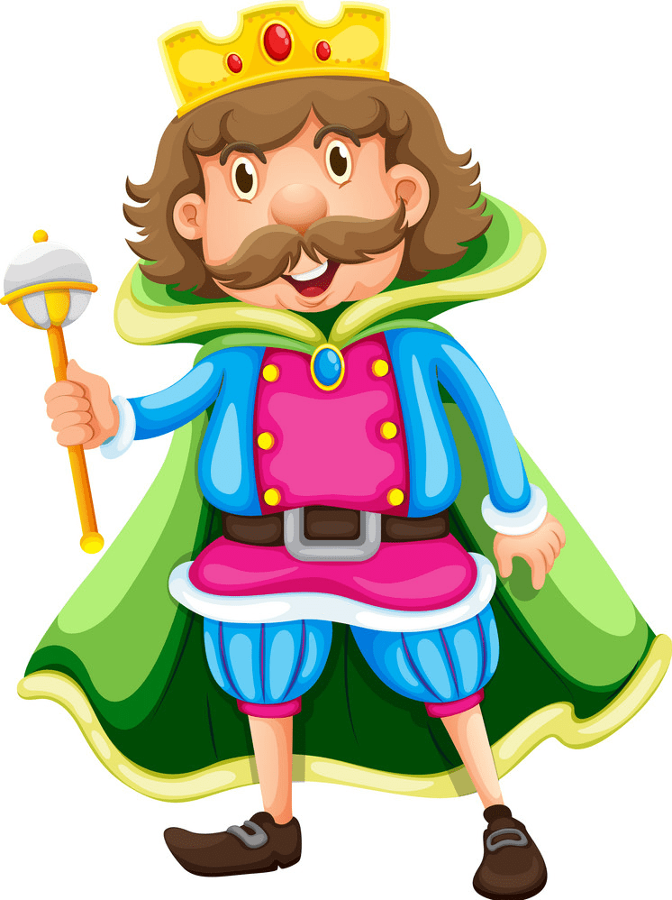 King clipart for free