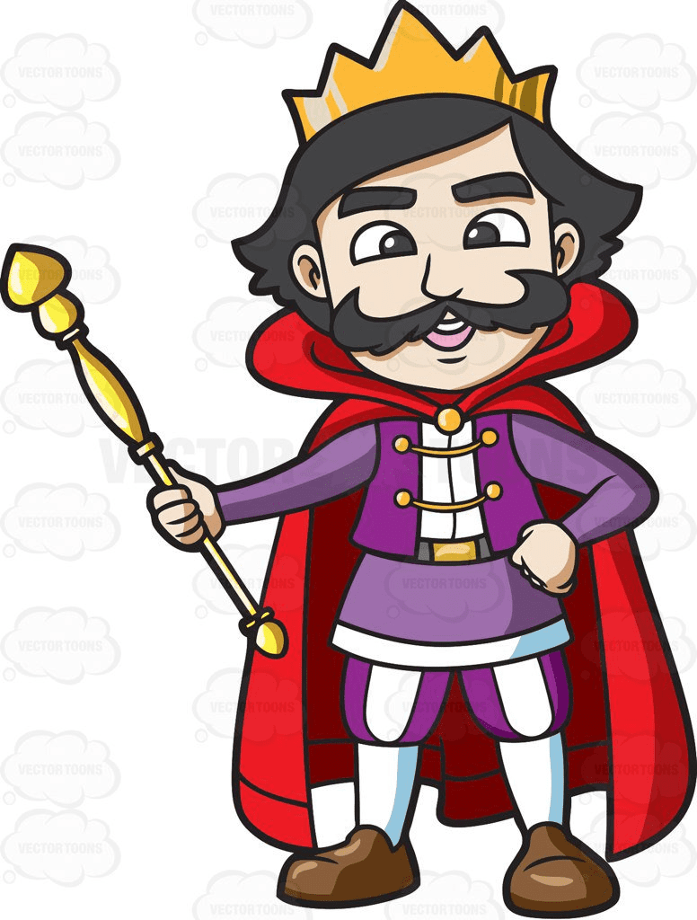 King clipart free 2