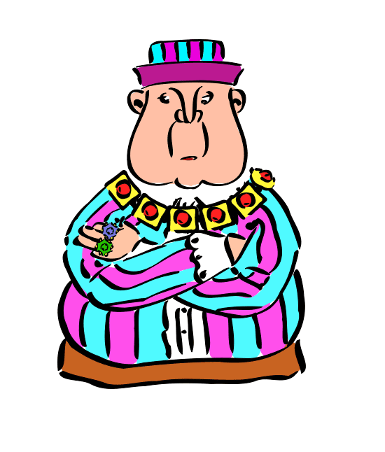 King clipart free 3