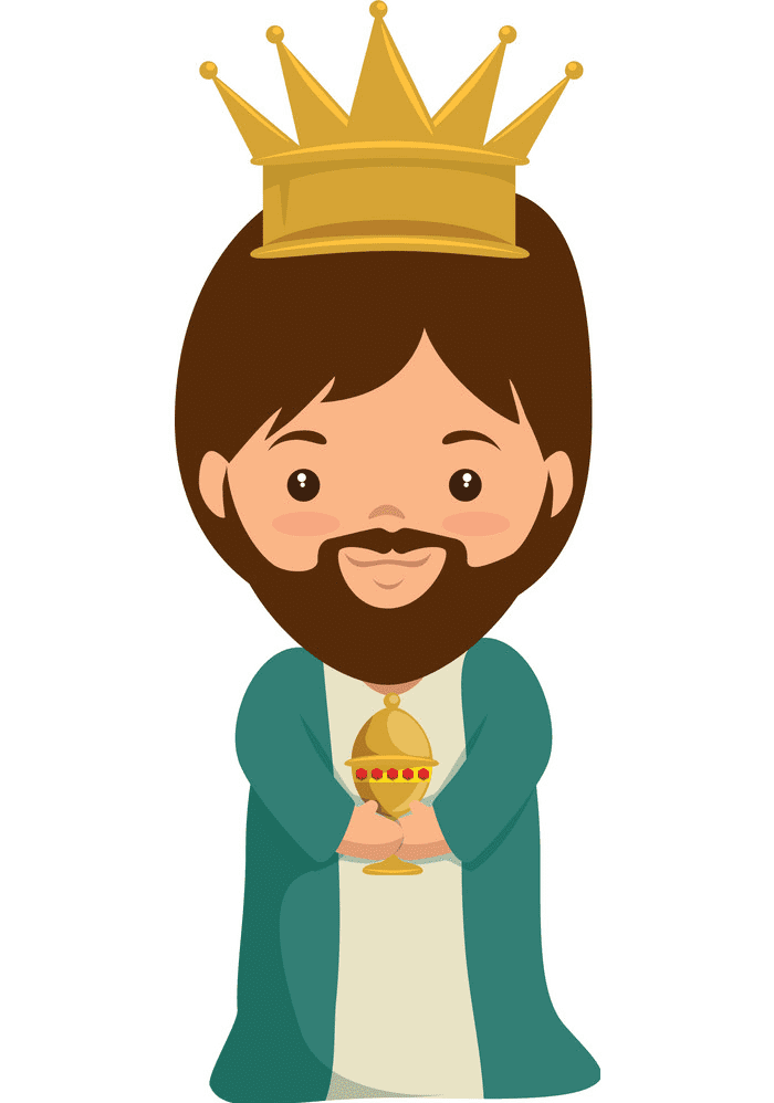 King clipart free 5