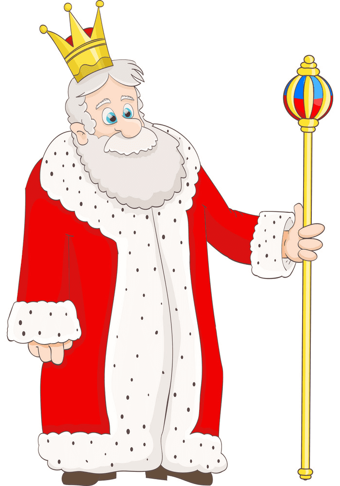 King clipart free 6
