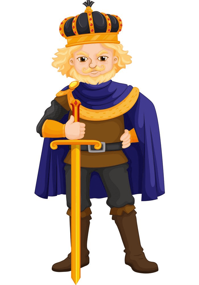 King clipart free image